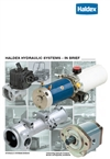 Hydraulic Division Product Overview